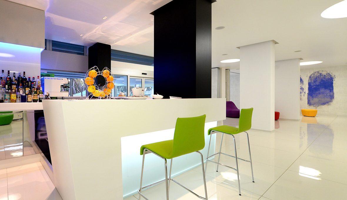 Hotel Giulivo_reception_Architetto Raffaele Carrella