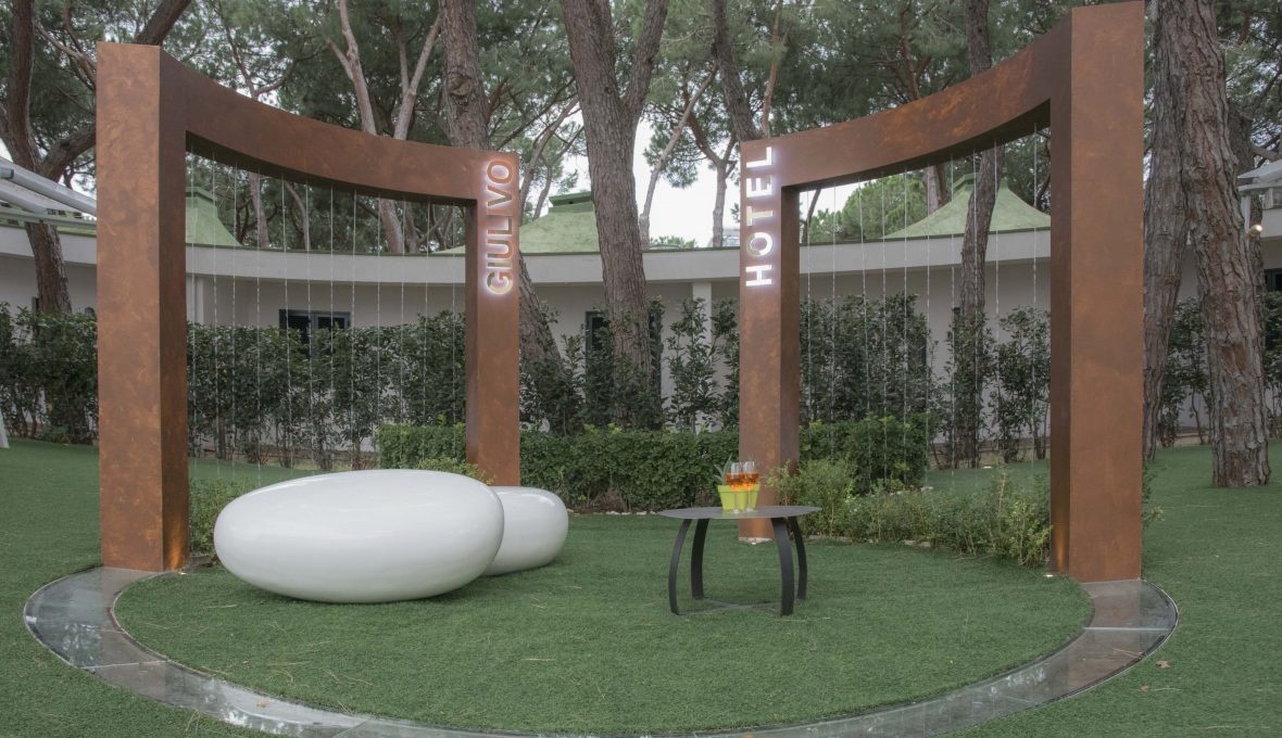 Hotel Giulivo_outdoor_Architetto Raffaele Carrella
