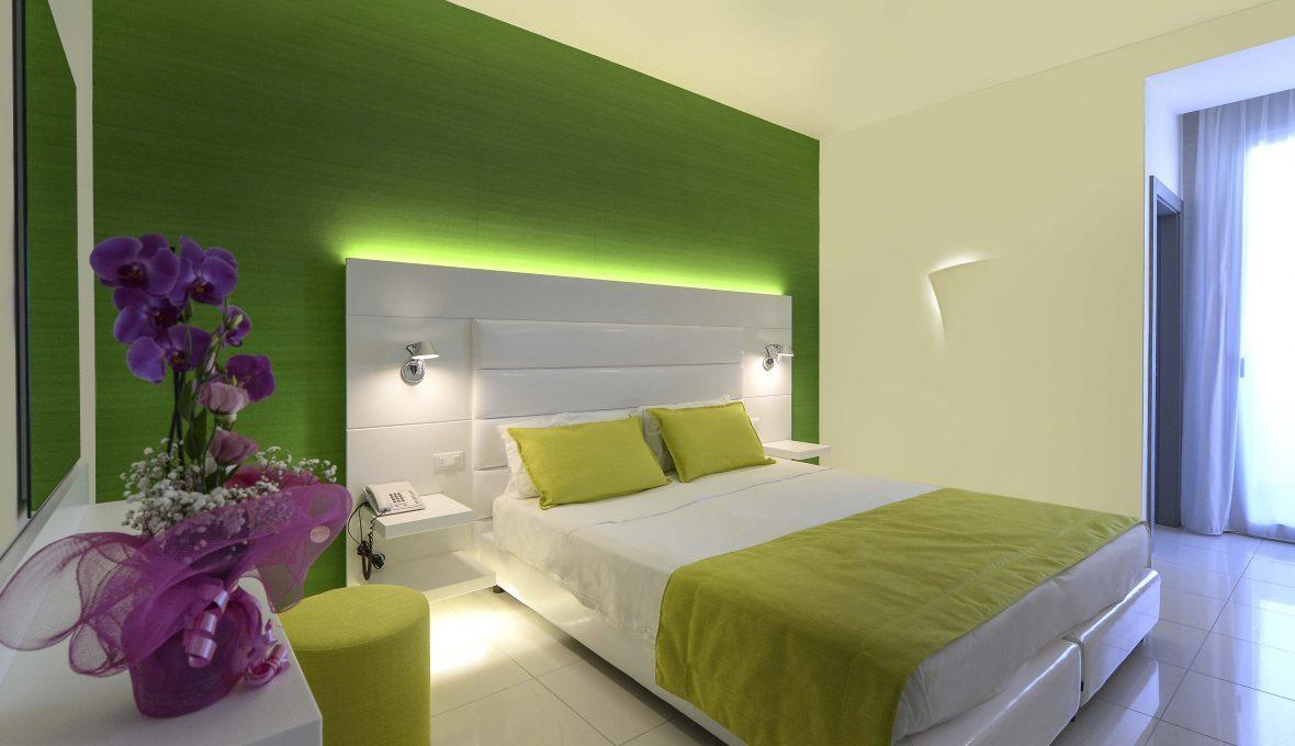 Hotel Giulivo_camera_Architetto Raffaele Carrella