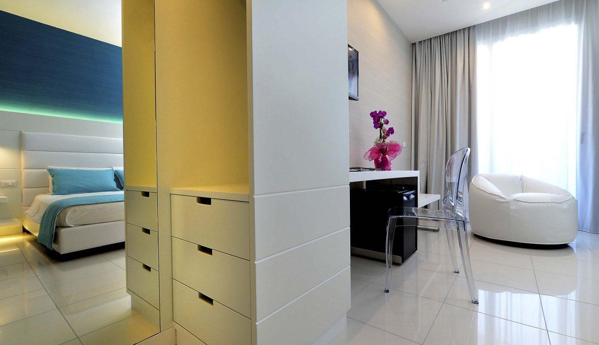 Hotel Giulivo_interior design_Architetto Raffaele Carrella