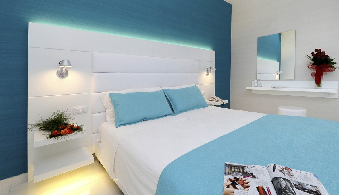 Hotel _Giulivo_camera_Architetto Raffaele Carrella