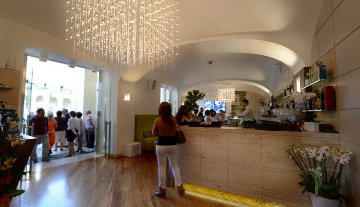 architetto raffaele carrella interior caffè