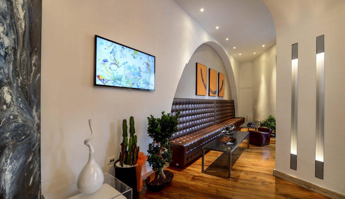 interior design architetto raffaele carrella