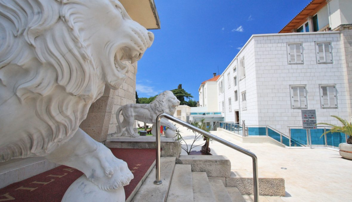 Grand Hotel Park Dubrovnik_architettura_Architetto Raffaele Carrella