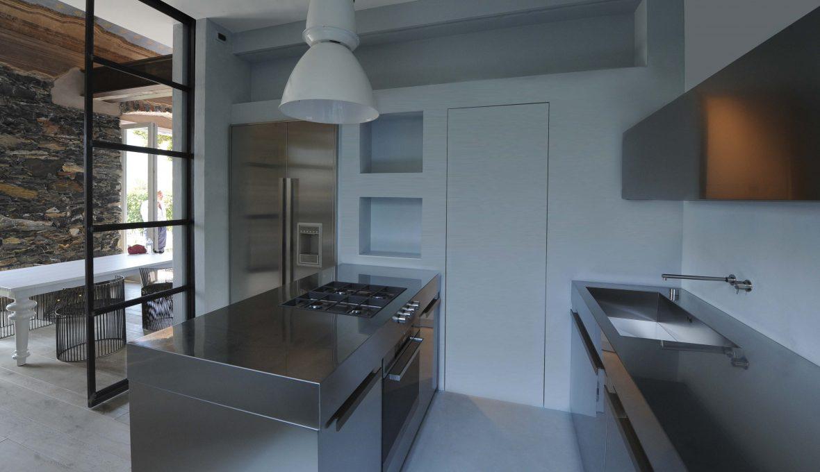 ResidenzaC_cucina_Architetto Raffaele Carrella