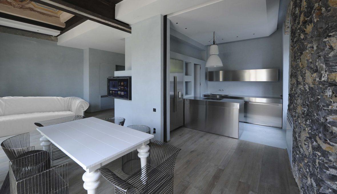 Residenza C_living_Architetto Raffaele Carrella