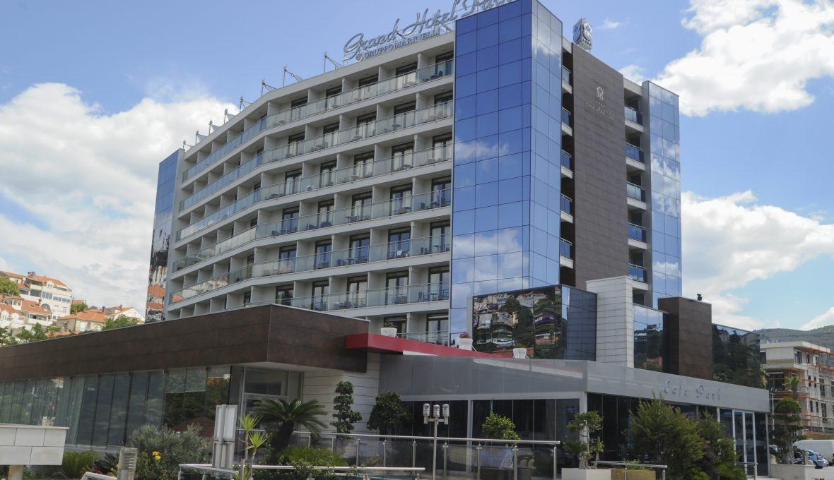 Grand Hotel Park Dubrovnik Raffaele Carrella